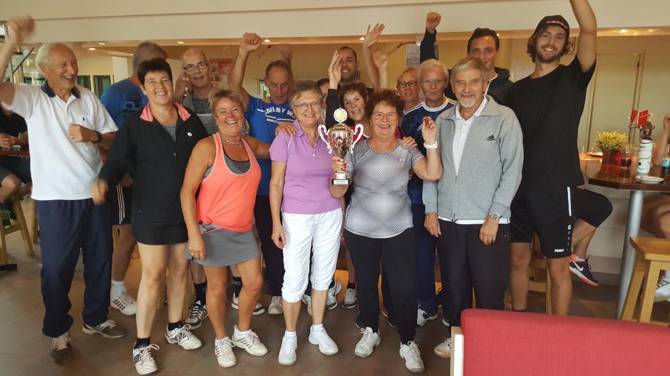 Winnaars CALB toernooi