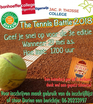 Tennisbattle