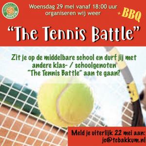 Flyer Tennis Battle 2019
